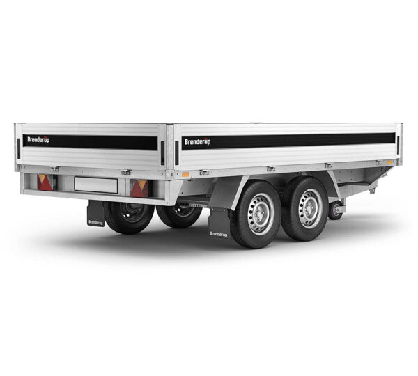 Produktbild Brenderup släpvagn
