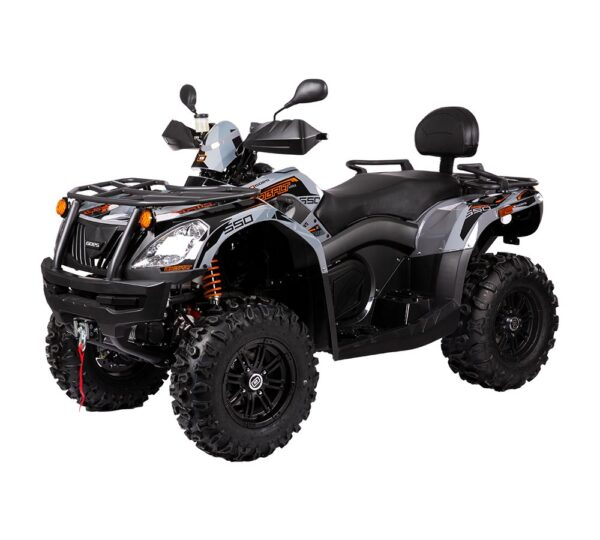 Produktbild Goes cobalt svart fyrhjuling/ATV