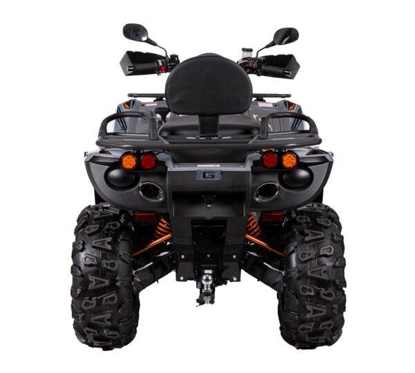 ATV goes iron max produktbild bak