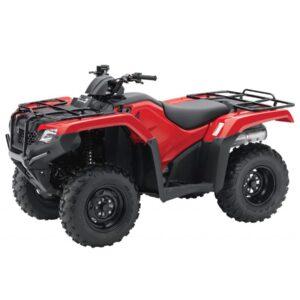 Produktbild ATV Honda Rancer röd