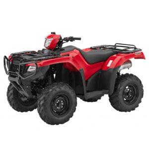 Produktbild ATV Honda ruiboon 2021 röd
