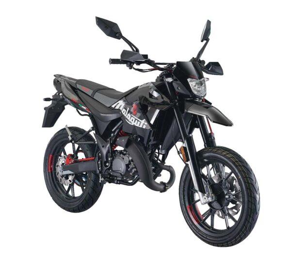 Produktbild moped malaguti svart