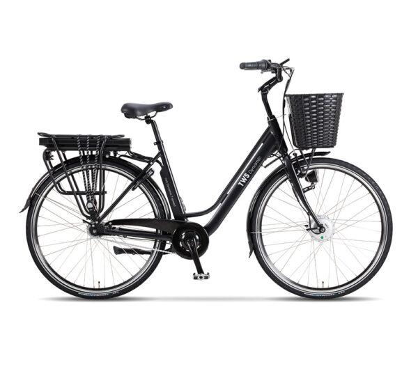 produktbild TWS elcykel svart