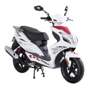 produktbild moped viarelli rivetto vit