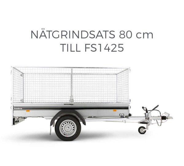 produktbild nätgrindsats Brenderup släpvagn