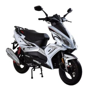 produktbild viarelli matador vit moped