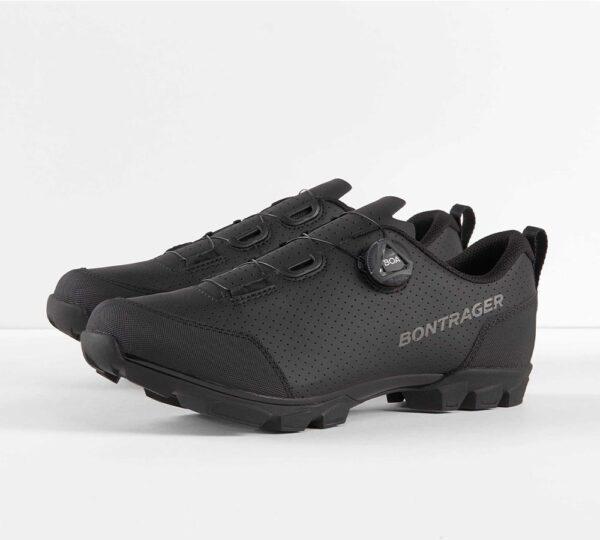 Svarta MTB skor från Bontrager