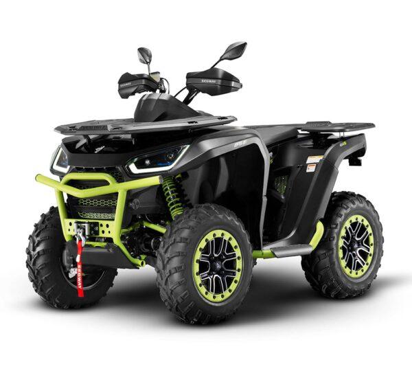 SEGWAY HYBRID ATV